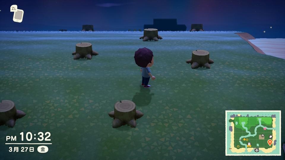 木材 あつ 復活 森