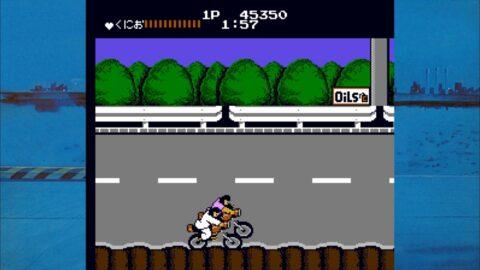 くにおくんのバイクレース